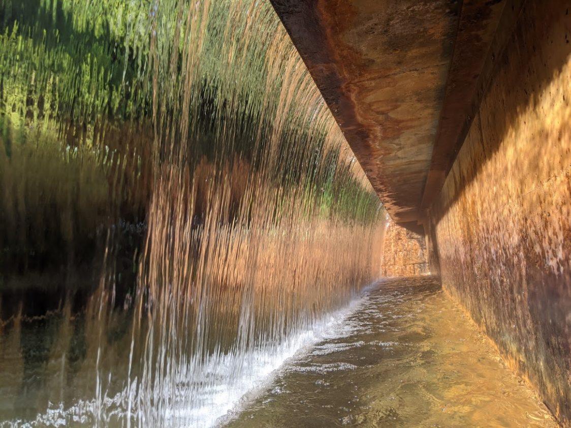Dona Beija Hot Springs l Behind the Falls