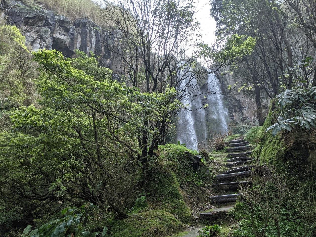 PGE l Salto do Farinha l Falls in January 2021 | Our top 5 hikes of Sao Miguel