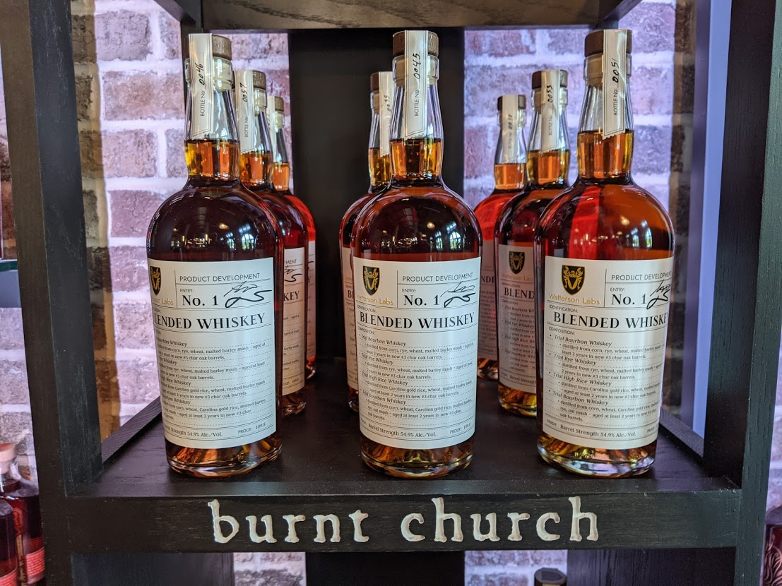 PGE l Burnt Church Distillery l Limited Edition Blended Whiskey #1