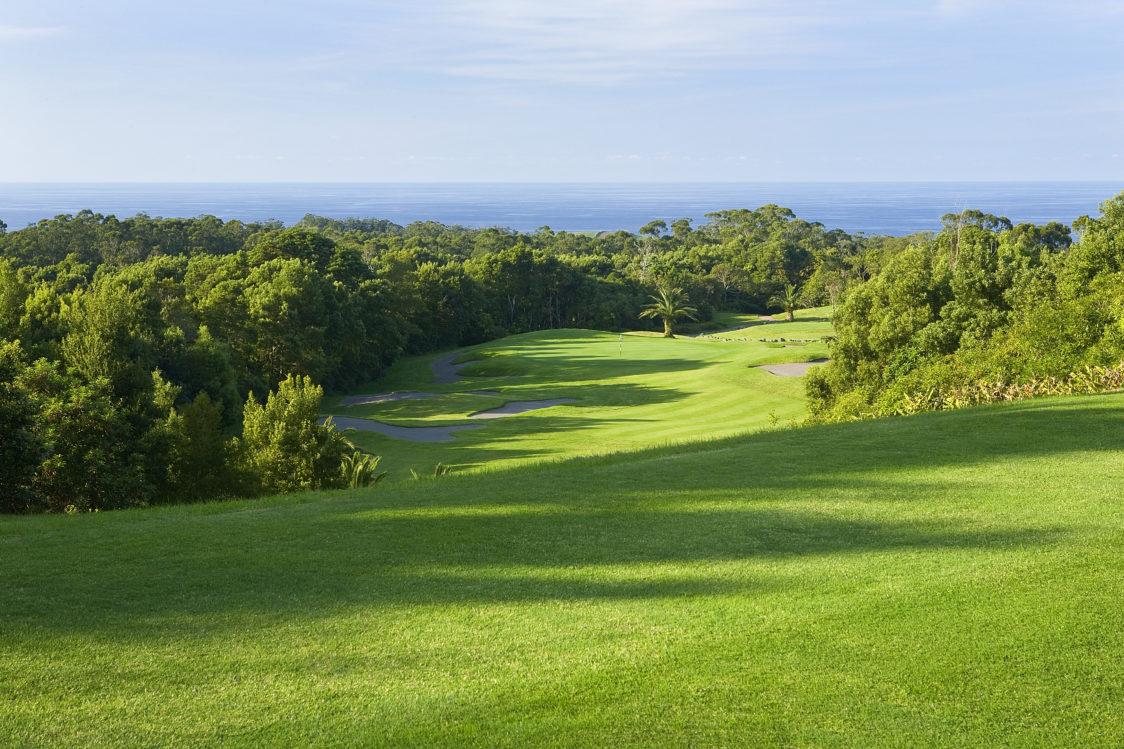 PGE l Batalha Golf Club l Hole #6 l Lush greens with Ocean view