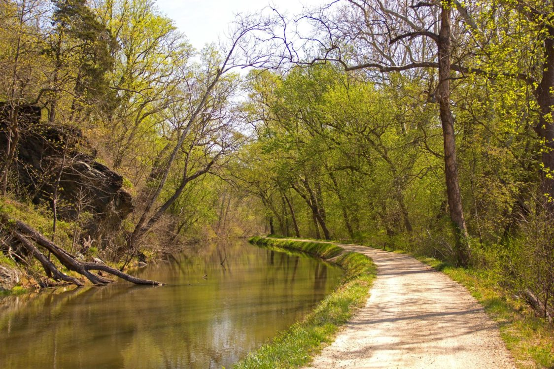 PGE l Rails-to-Trails l C & O Canal Towpath Trail