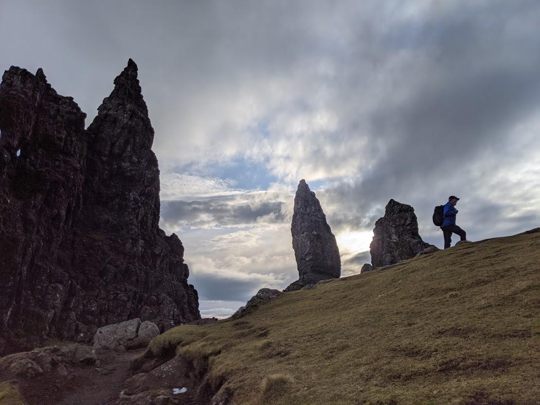 Playground Earth   Isle of Skye   hiking